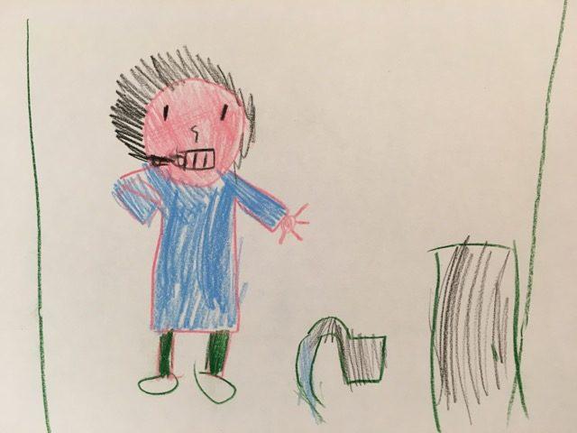 spazzolino elettrico bambini