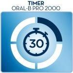 oral-b-pro-2000-timer