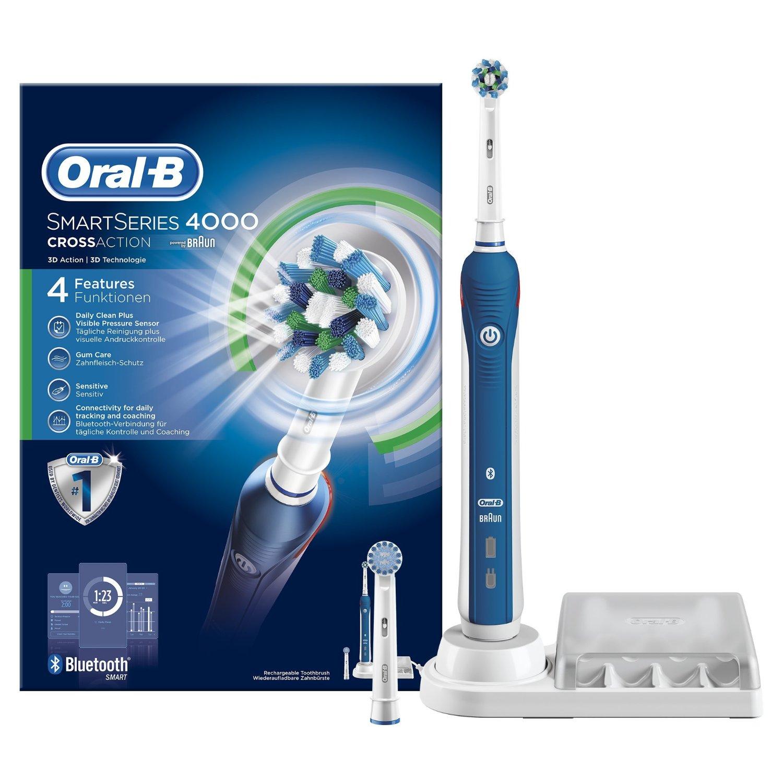 Spazzolino elettrico Oral-B SmartSeries 4000: la nostra recensione